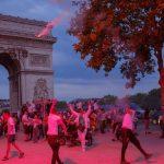 تدابير أمنية مشددة في باريس تحضيرا لمباراة الجزائر السنغال
