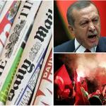 نافذة على الصحافة العالمية: أردوغان يلعب بالنار