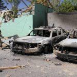 مقتل 8 من أفراد الأمن في هجوم بسيارة ملغومة لحركة طالبان في وسط أفغانستان