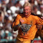 مقتل باتشلور لاعب منتخب جنوب أفريقيا السابق في حادث إطلاق نار في جوهانسبرج