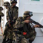 الجيش الجزائري يوقف 5 عناصر إرهابية بباتنة