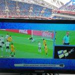 بدء استخدام حكم الفيديو المساعد في دور الثمانية لكأس الأمم