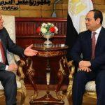الرئيس السيسي يستقبل العاهل الأردني في القاهرة