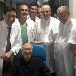الرئاسة التونسية تعلن مغادرة الرئيس السبسي للمستشفى