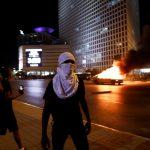 يهود الفلاشا يواصلون مظاهراتهم في إسرائيل