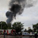 قتيلة و13 مصابا في حريق ضخم قرب موسكو