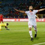 تونس تتأهل لنصف نهائي أمم أفريقيا بثلاثية نظيفة في شباك مدغشقر