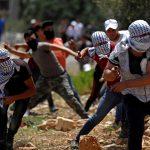 إصابة طفل فلسطيني برصاص الاحتلال شرق قلقيلية