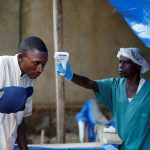 اكتشاف أول حالة فيروس إيبولا في الكونغو