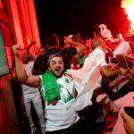 شاهد... فرحة عربية بفوز الجزائر بأمم أفريقيا