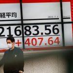 الأسهم اليابانية تتهاوى بسبب كورونا