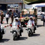 وصول جثمان الرئيس التونسي الراحل إلى قصر قرطاج