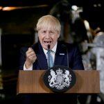 جونسون: الخروج البريطاني من الاتحاد الأوروبي فرصة اقتصادية هائلة