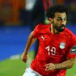صلاح يغيب عن تدريب منتخب مصر بسبب نزلة برد