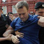 اعتقال أكثر من 1000 شخص خلال مظاهرات في روسيا داعمة للمعارض نافالني