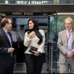 الأميرة ريما.. أول سفيرة في تاريخ السعودية تتسلم مهامها بواشنطن
