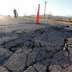 زلزال شدته 7.1 درجة يضرب جنوب كاليفورنيا