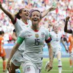 نهائي كأس العالم للسيدات يجذب 14.3 مليون مشاهد في أمريكا