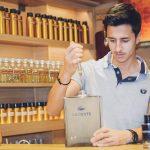 شاب سوري يبتكر عطرا تتغير رائحته كل بضع دقائق