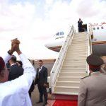 بعد ترأسه للقمة الإفريقية الاستثنائية.. الرئيس السيسي يعود للقاهرة