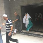السيطرة على حريق نشب في أحد فنادق حجاج غزة.. ولا إصابات
