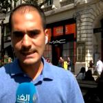 اعتقال 282 شخصا في فرنسا خلال صدامات مع مشجعي الجزائر