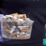 أعقاب السجائر.. من مهدد للبيئة إلى لوحة جمالية في البرتغال