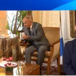 أبو الغيط يبحث مع وزير خارجية فنلندا في القاهرة الأوضاع حول ملف السودان