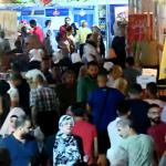 تواصل فعاليات مهرجان «الشام تجمعنا» في دمشق