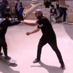 لأطفال الحرب.. منتزه للتزلج في سوريا