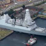 مراسلنا يكشف موعد وصول المدمرة البريطانية «دنكان» إلى مياه الخليج
