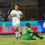 الجزائر تفوز بسهولة علي تنزانيا وتتأهل لدور الـ 16 من أمم أفريقيا