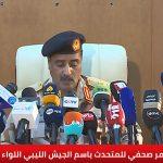 المسماري ينفي استهدافالجيش الليبي اللاجئين بطرابلس