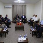 لقاء ثان بين قيادة حماس والوفد الأمني المصري في غزة