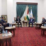 الرئيس الفلسطيني يؤكد أهمية دور مصر في إنهاء الانقسام