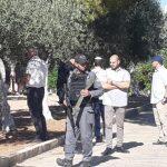 وزير إسرائيلي يقود مستوطنين لاقتحام المسجد الأقصى