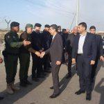 وفد من المخابرات العامة المصرية يصل رام الله