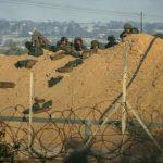 قوات الاحتلال تكثف وجودها على حدود قطاع غزة