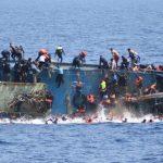 ارتفاع عدد ضحايا كارثة سفينة المهاجرين قبالة سواحل تونس إلى 72 قتيلا