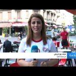 آمال الشارع التونسي في بلوغ منتخب بلادهم ربع نهائي أفريقيا عبر غانا