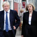ماي تنتقد جونسون المرشح لخلافتها في رئاسة وزراء بريطانيا