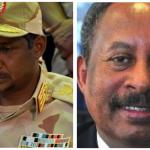 الصحف السودانية: «حميدتي» يذرف الدموع خوفا على الوطن.. و«حمدوك» مرشحا لرئاسة الحكومة