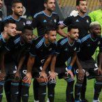 بيراميدز يحقق انتصاره الثاني ويشارك الأهلي صدارة الدوري المصري