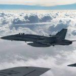وكالة تاس: مقاتلات روسية تبعد مقاتلة تابعة للناتو فوق بحر البلطيق