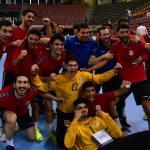 مصر تحرز لقب بطولة العالم لليد للناشئين
