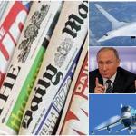نافذة على الصحافة العالمية: قفزة سريعة.. «البطة البيضاء» الروسية تقترب من الحدود الأمريكية