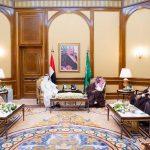 ولي عهد أبوظبي: التحالف العربي لعب دورا تاريخيا ضد محاولة اختطاف اليمن