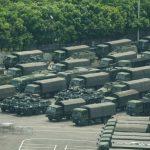 قوات صينية تحتشد قرب حدود هونج كونج