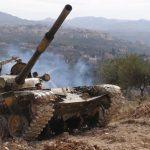 الجيش السوري يستأنف عملياته القتالية في شمال غرب البلاد