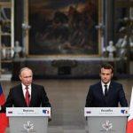 الكرملين: بوتين يزور فرنسا هذا الشهر ويجري محادثات مع ماكرون